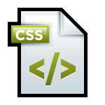 CSSでデザインされた検索フォームを作成する